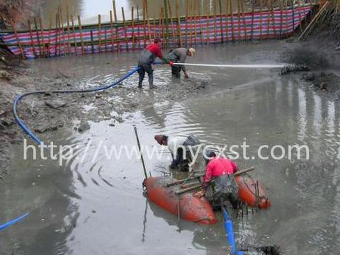 河道清淤工程河源河道清淤施工
